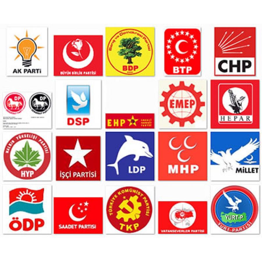 Şarkikaraağaç Geneli Seçim Sonuçları